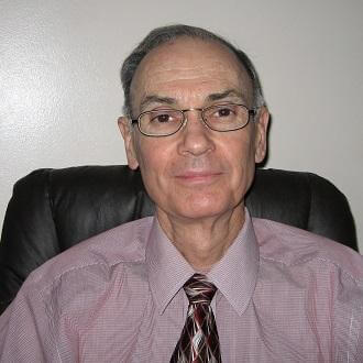 Portrait of Lloyd Ren Sloan
